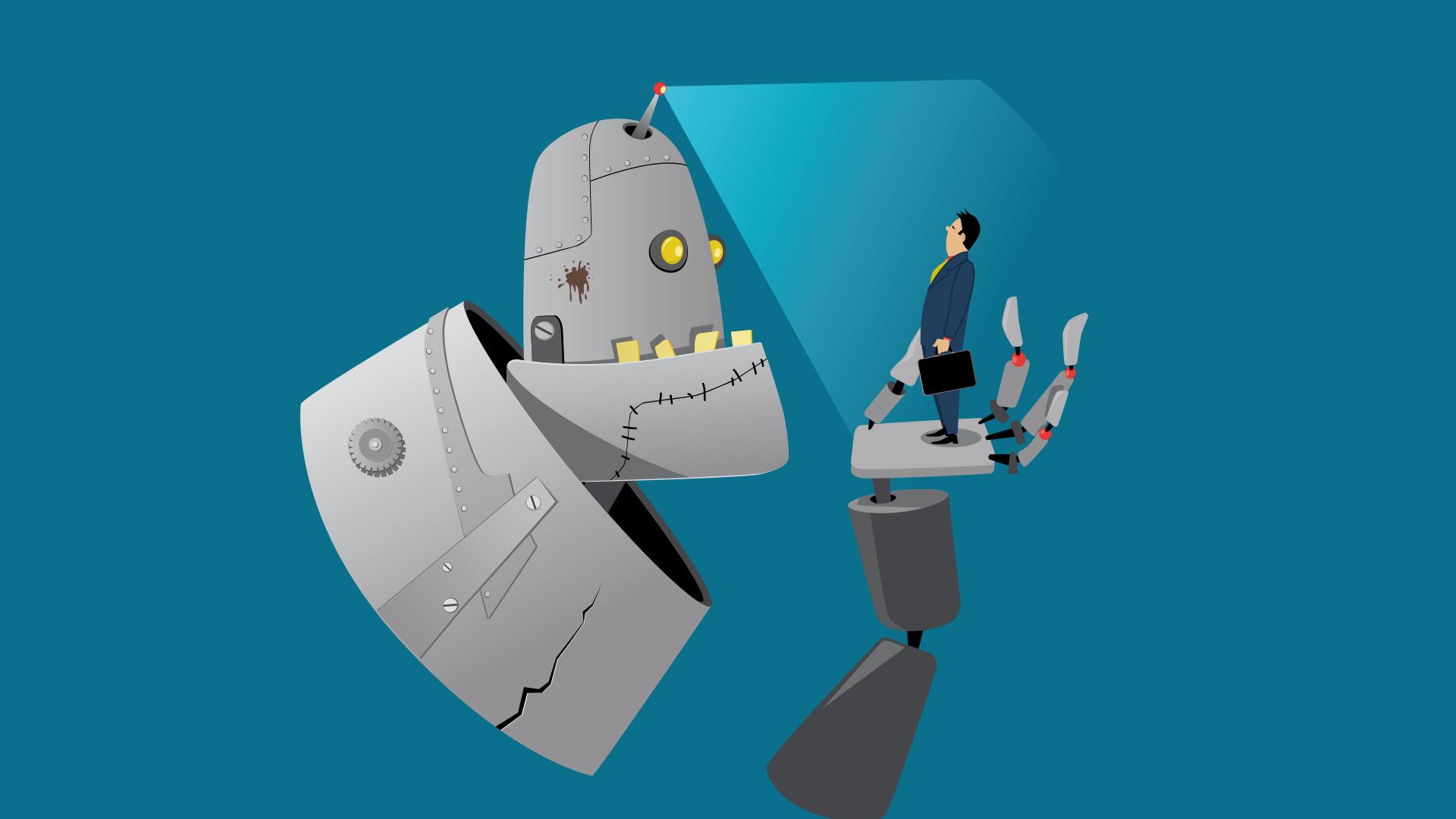 人工智慧是上天的禮物,還是未爆的核彈呢?