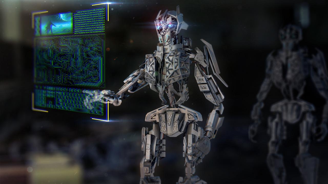 人工智慧與人類有和平的未來嗎? 金屬樂團唱給你聽