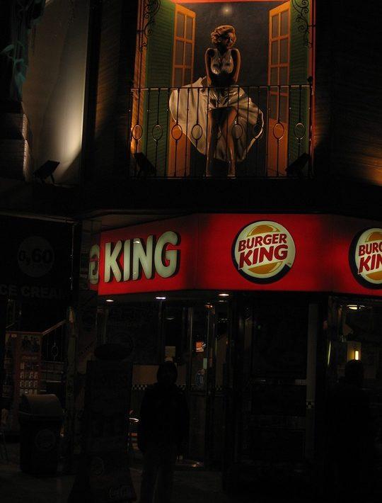網路行銷就是要搞創意!看漢堡王如何惡搞麥當勞!