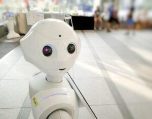 人工智慧機器人show喜怒哀樂給你看!